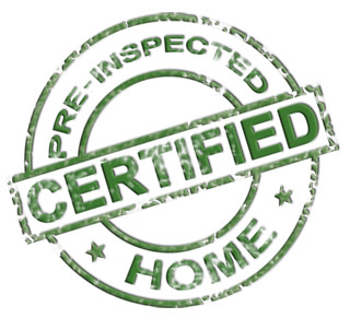 Certified Pre-Inspected Home Program